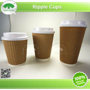 New Ripple Cup with PS Lid pictures & photos