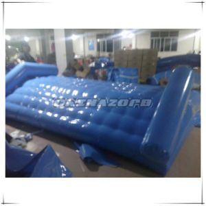 Mini Size Inflatable Aqua Slide for Water Walking Ball Use