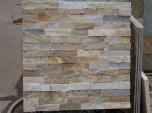 Natural Decorative White Stack Stone Veneer (SMC-SCP168) pictures & photos