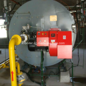 Industrial Gas-Fired & Oil-Fired Fire Tube Hot Water Boiler or Steam Boiler (KN)