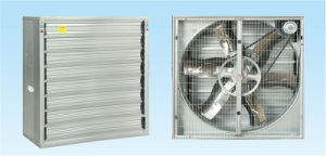 Exhaust Fan for Greenhouse and Industry