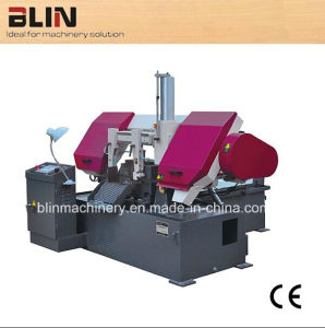 Horizontal CNC Full Automatic Band Saw (BL-HDS-J28N/30N/35N/40AN) pictures & photos