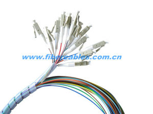 0.9mm Multimode 62.5/125 Optical Pigtail (PIGTAIL-LC-UPC-MM6-0.9)