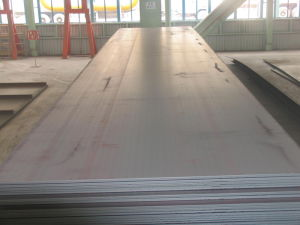 Hot Rolled Medium Plate / Sheet