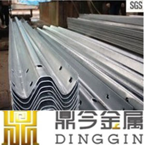 Q345 Hot DIP Galvanized Highway Guardrail pictures & photos