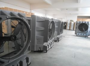 Big Portable Evaporative Air Cooler with Water Tank as Cooling Fan/Mist Fan pictures & photos