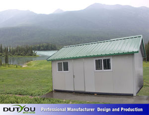 Prefabricated Mobile House /Villa Container (BR HS-4108)