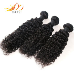 Factory Price Remy Hair Extension 100% Brazilian Jerry Curl Hair pictures & photos