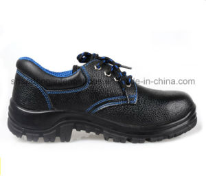 Action Leather Safety Shoes Miller Steel Vaultex Safety Shoe pictures & photos
