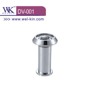 Zinc Alloy Chrome Door Viewer (DV-001)