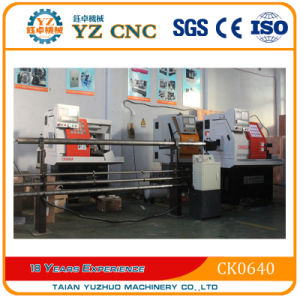 Ce High Precision Mini CNC Lathe Machine pictures & photos