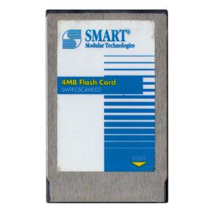 4MB Fast Flash Card SM9FA2043IP280