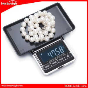 Precision Electronic Digital Pocket Jewelry Weighing Scale pictures & photos