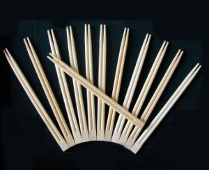 Disposable Bamboo Chopsticks with Full Paper Cover pictures & photos