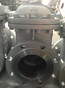 API Gate Valve (ANSI WCB 150LB-1500LB) pictures & photos