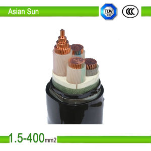 XLPE Insulated Power Cable (CU/XLPE/PVC) pictures & photos