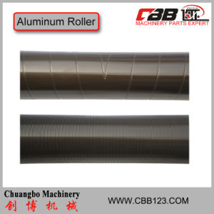 Anodized Aluminum Alloy Grooved Roller pictures & photos