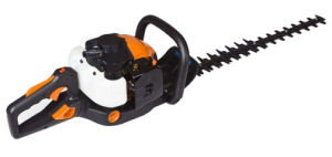 26cc 180 Degree Dual Blade Gasoline Hedge Trimmer (GH600)