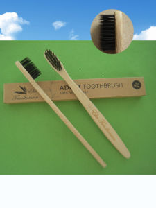 Adult Bamboo Toothbrush (DFH-BT01)