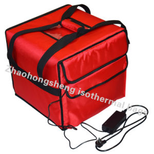 338f7f0ef807 Zhs Electric Insulated Thermal Food Pizza Delivery Bags Box Custom