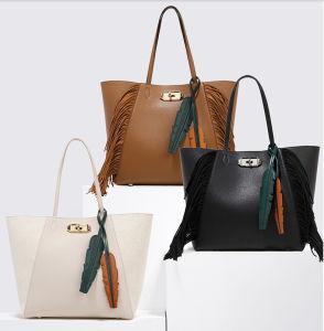 a961813a052b China 2017 Simplicity Tassel Lady Bag - China Ladies Bag