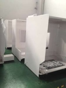 Steel Fabrication Cabinet Powder Painting pictures & photos