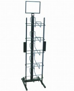 China Factory Direct Wholesale Metal Grocery Store Shelf Display