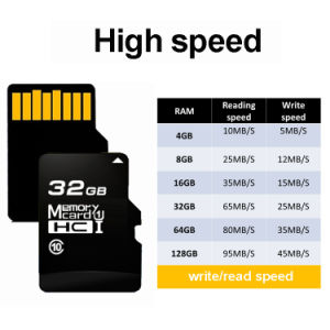 Factory Price C10 High Speed Micro SD Memory Card for Camera 64GB 8GB 32 GB 128GB