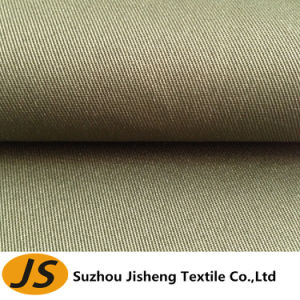 75D*200d Waterproof PU Milky Polyester Twill Fabric