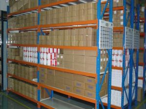 Medium Duty Storage Display Shelving for Industrial Warehouse pictures & photos