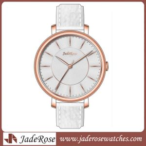 Fashion High Quality Stainless Steel Ladies Quartz Watch pictures & photos