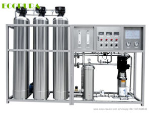 Reverse Osmosis Water Treatment Machine / Water Purification Plant pictures & photos