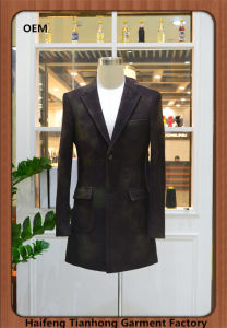 New Style 100% Wool Coats for Men