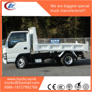 Isuzu 600p 3tons Tipper Truck for Sale pictures & photos