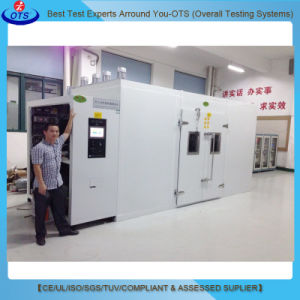 Programmable Controller Environmental Temperature Humidity Walk-in Test Chamber pictures & photos