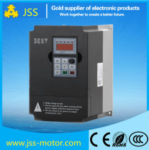 Jss Square Shape 93*82mm 1.5kw Air Cooled Spindle Motor with 1.5kw VFD pictures & photos