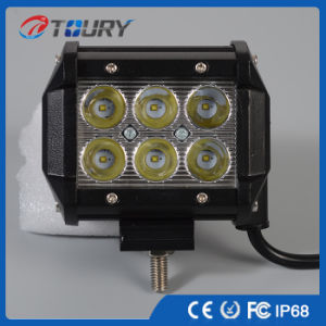 High Lumens 18W Auto LED Work Light with CREE LED Chip pictures & photos