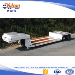 Good Quality 40 Tons Low Loader Semi Trailer for Sale
