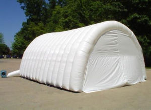 PVC Advertising Inflatable Tunnel Tent for Event