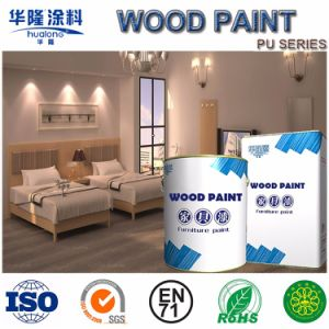 Hualong PU Hand brush Wood Transparent Furniture Primer pictures & photos
