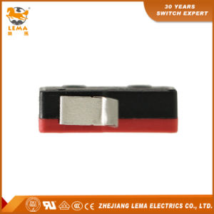 Lema 5A Black and Red Kw12-14 Micro Switch pictures & photos