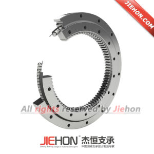 China Customized Ball and Roller Slewing Bearing with ISO 9001 pictures & photos