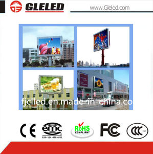 Full Color Advertising LED Wall for Outdoor pictures & photos