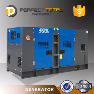 70kVA Cummins Engine Silent Diesel Generator Set
