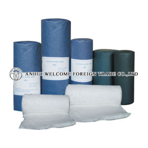 Disposable OEM Medical Absorbent Cotton Roll