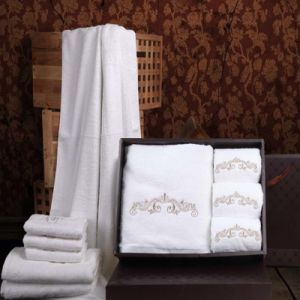Hilton to Home Hotel Collection Bath Towel (DPF70422) pictures & photos