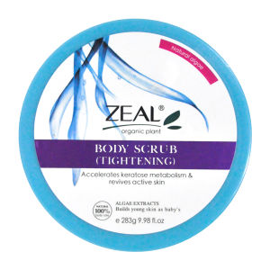 Zeal Alge Extract Tightening Body Scrub pictures & photos