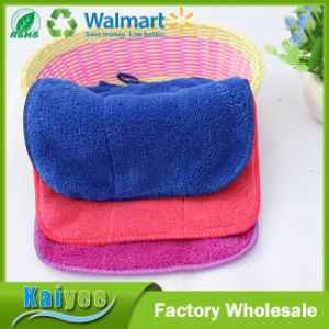 Multipurpose Household Super Microfiber Cleaning Cloth in Roll (blue) pictures & photos