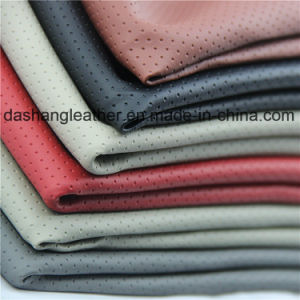Car Floor Mat Punch Lines PVC Leather (A952) pictures & photos