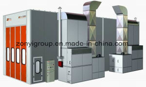 Zonda Factory Spray Booth High Quality Baking Booth